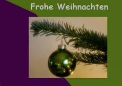 Frohe Weihnachten Karten kostenlos
