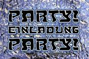 Einladung  Party