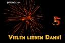 5 Feuerwerk