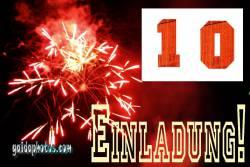 10. Einladung Feuerwerk