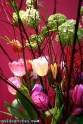 Osterbilder, Osterblumen, Osterstrauß
