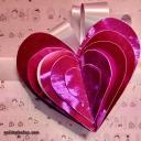 Karten-Ideen für den Valentinstag