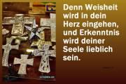 Karten zur Konfirmation oder Kommunion mit Bibelsprüchen