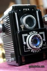 Vatertagskarte fotoapparat , kamera