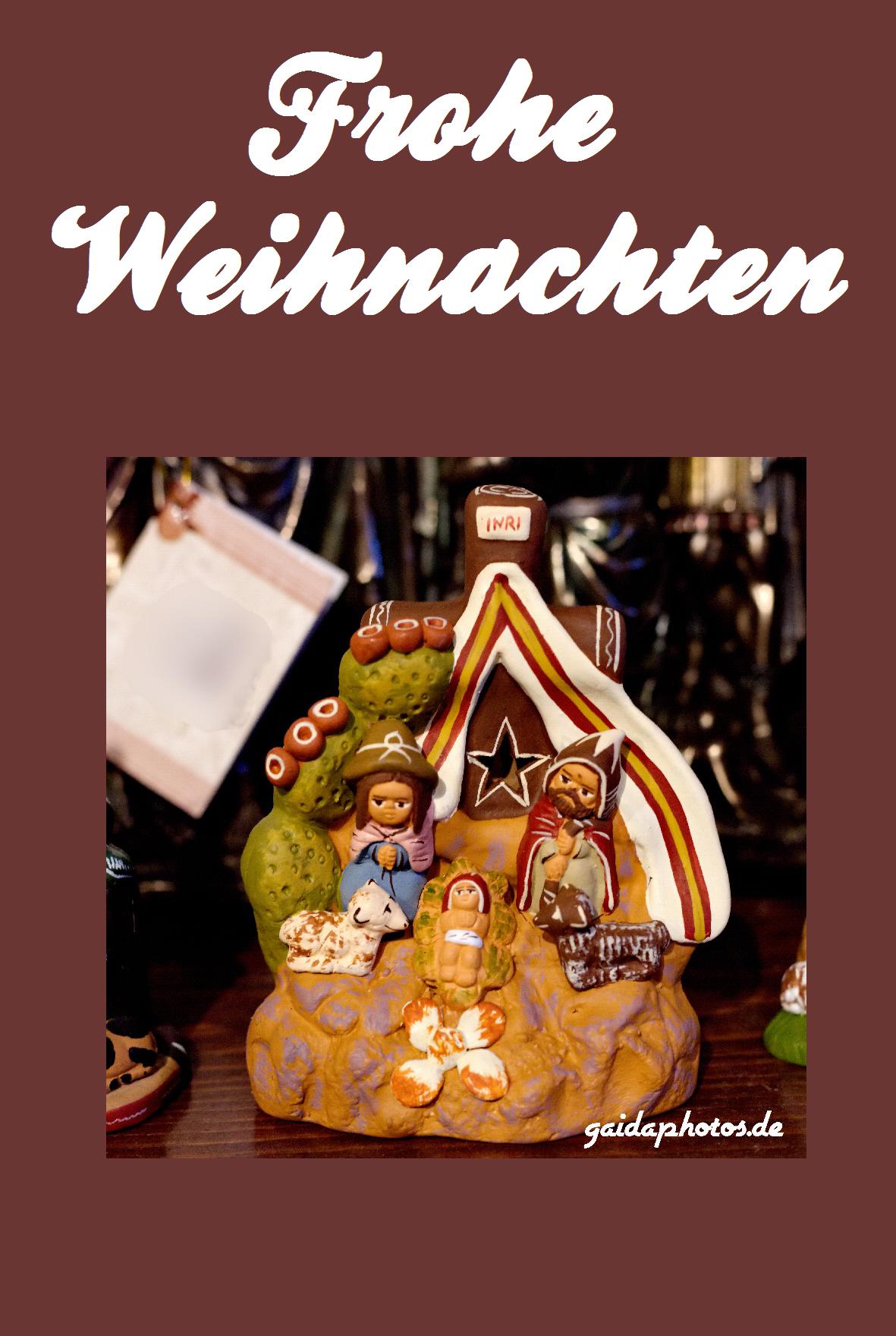 Kostenlose weihnachtskarten mit weihnachtskrippen - Weihnachtskarten kostenlos gestalten und drucken ...