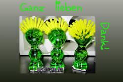 Danke grüne Männchen