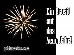 Neues Jahr Grusskarten & Neujahrswünsche