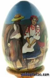Ostereier basteln und bemalen