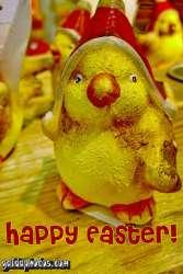 Osterkarte Englisch