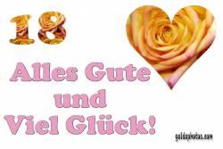 18.  Rose Herz, Liebe, Valentinstag Liebe