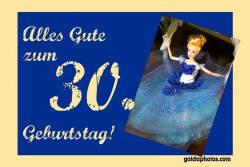 30. Geburtstag Barbie