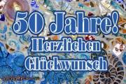 50 Geburtstag: Karten kostenlos