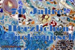 70.  Mosaik