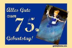 75. Geburtstag Barbie