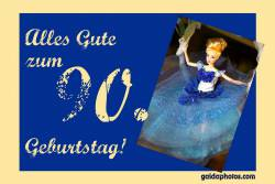 90. Geburtstag Barbie