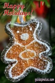 Weihnachtskarten Englisch