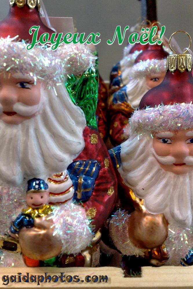 Ich Wünsche Dir Frohe Weihnachten Französisch.Weihnachtskarten Auf Französisch
