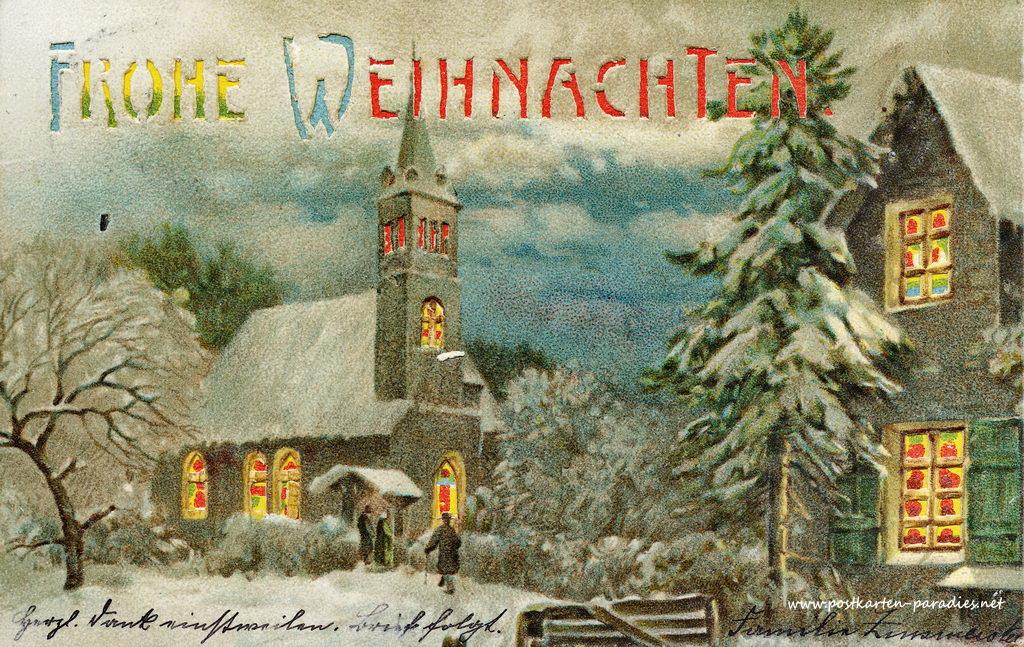 Weihnachtskarten aus dem kaiserreich kostenlose gru karten - Weihnachtskarten kostenlos verschicken ...