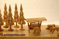 Weihnachtskarten zum Advent - kostenlos
