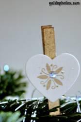 Weihnachtsherz, Herz, Liebe, Valentinstag