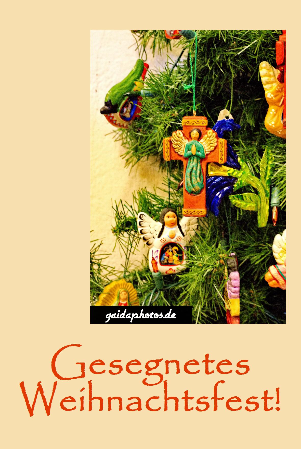 Kostenlose weihnachtskarte mit weihnachtsbaum - Kostenlose weihnachtskarten ...