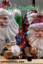 Weihnachtskarte Spanisch