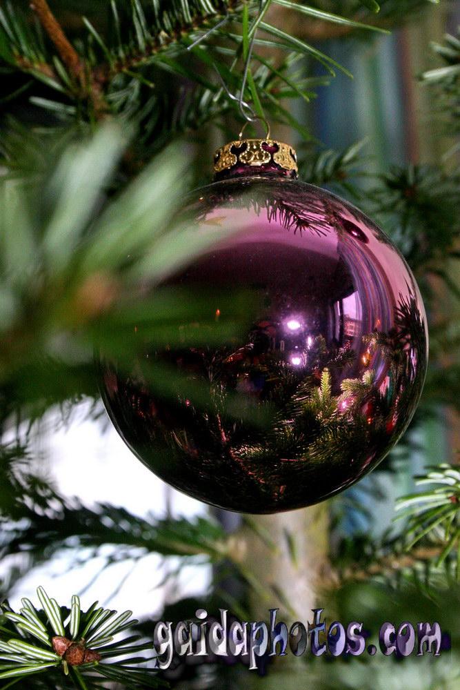 Weihnachtskarten tannenbaum dekoration - Rosa tannenbaum ...